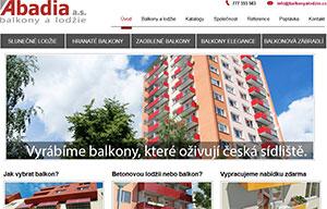 Produktový web o balkonech a lodžiích></a></center></p></body></html>