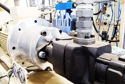 Pressure casting plant H4