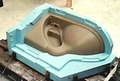 Massform moulds