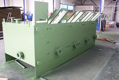 Technologischer Tank